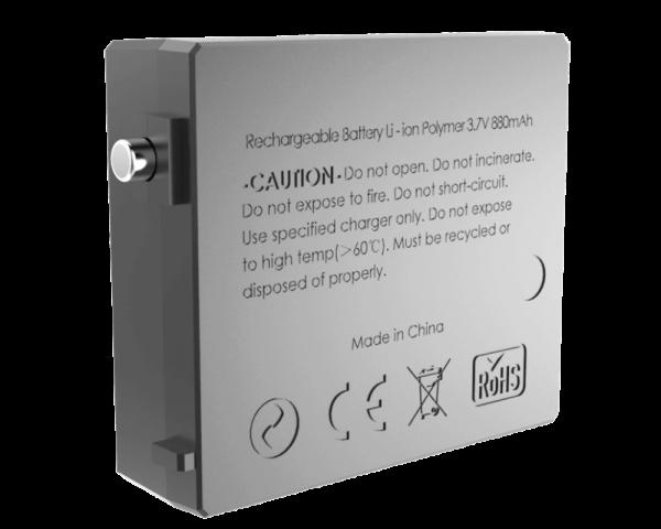 Batería Li-Ion 3.7 V para frontal Serie MH y SEO