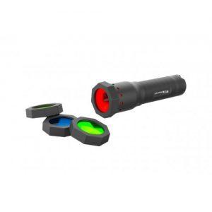 Set 4 filtros de color para modelos b7.2, h14.2, h14.r2, l7
